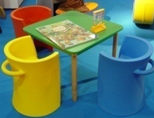 Kindermöbel-Serie Kids Lounge